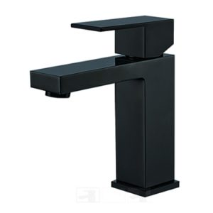 Taranto Series Basin Mixer Black