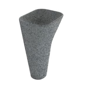 Monolith washbasin Slate-grey
