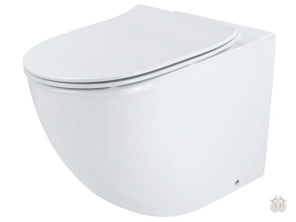 ALEXANDER RIMLESS Back-to-wall Pan BB252