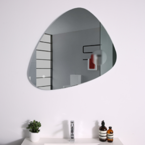 Triangolo Mirror LED 800x30x800
